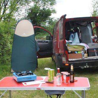 preparation van